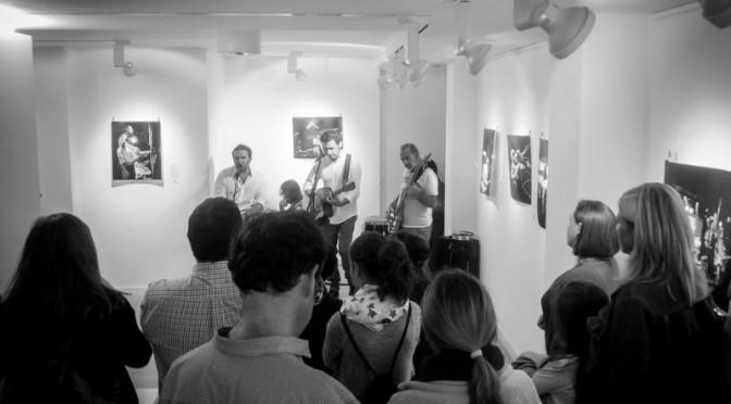 "Exposición ""Ardiluzu, fotos en Jimmy Jazz"""
