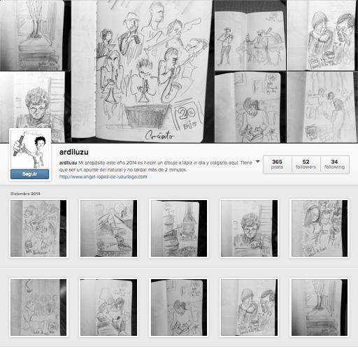 ardiluzu en instagram