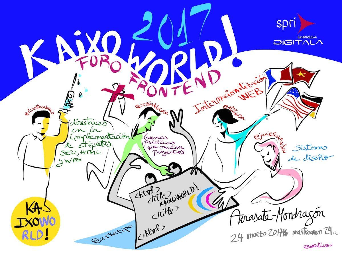 Kaixoworld! 2017
